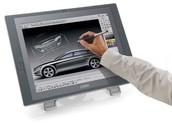 Induktive Touchscreens