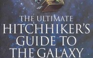 HIthchikers Guide to the Galaxy by Douglas Adams -Katelin