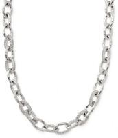 Christina Link Necklace Silver