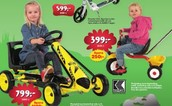 Gender neutral Bike toy