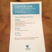 Lights of Love Program