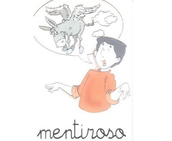 MENTIROSO-MENTIROSA