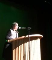 Principal Nicole Carter