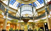 Visiten el centro comercial de KOP