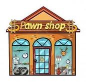 Wewoka St Pawn & Gold