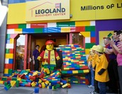 The Legoland Discovery Center!