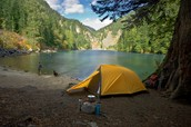 Campsite of the Month