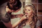 Makeup artist #1