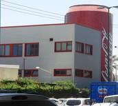 המפעל הישראלי של קוקה קולה בישראל בבני ברק