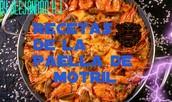 Receta: Paella