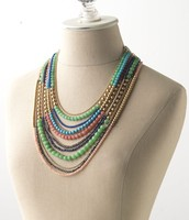 Zahara Bib Necklace