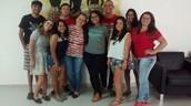Con el equipo de iGCDP <3