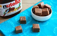 Nutella fudge!!
