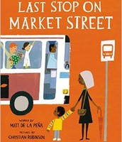 Last Stop on Market Street - 2016 Newbery Winner