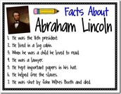 Simple Facts about Lincoln