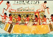 The Egyptians sailed off today to go trade. Lets hope they bring back some good riches!