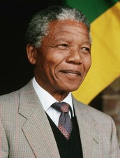 How did Nelson Mandela change South Africa?