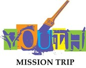 Youth Mission Trip Deposit