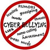 Don't Cyberbully!