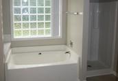 3 Bedroom 2 Full Bathroom at 1379 SqFt