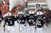 #Go Auburn