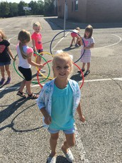 We had another great couple of weeks in Mr. McClain's Class!  The kids all worked hard and had fun!