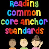 Literacy Anchor Standards (November - Standard 4)