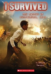 I Survived: The Battle of Gettysburg 1863