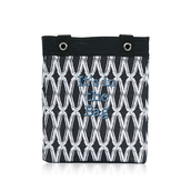 Essiential Storage Tote in Black Links