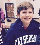 Son, 11 in 5th grade loves sports especially baseball and basketball