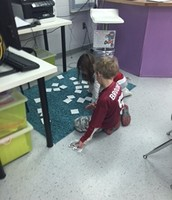 Math Centers!