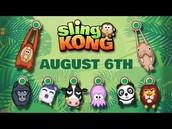 sling kong, kids play in it all the time
