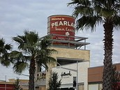 Where (and what) is Pearland?