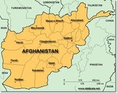 Where in the World is Afghanistan?
