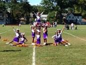 Division 10 Cheer