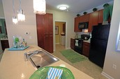 Your new home awaits! -------------  1BR with office/den or 2Ba/2Ba!