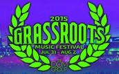 2015 GRASSROOTS<3