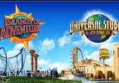Universal Studios FL and Islands of Adventure