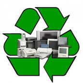 Notre Dame of De Pere is having a recycling event where you can bring in monitors, TVs, and etc.