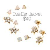 SAE PENDING Eva Ear Jackets $25