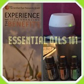 Intro to essential oils, what they are and how  to use them!