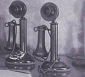 First American Desk Telephone