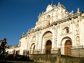 Cathedrals in Guatemala