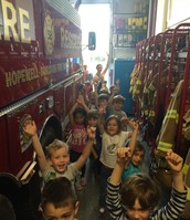 Firehouse Field Trip!