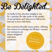 Delight Guarantee!