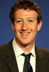 Facebook and its founder Mark Zuckerberg