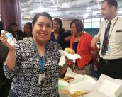 Teacher Appreciation at Molina HS