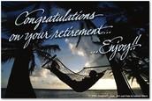 Farewell Retirees!!