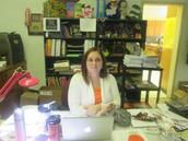 Krabba Shack Coordinator- Ms. Raphael