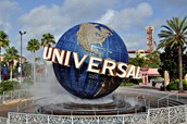 Join your favorite movie icons at the wonderful Universal Studios!